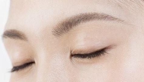 美しい眉毛